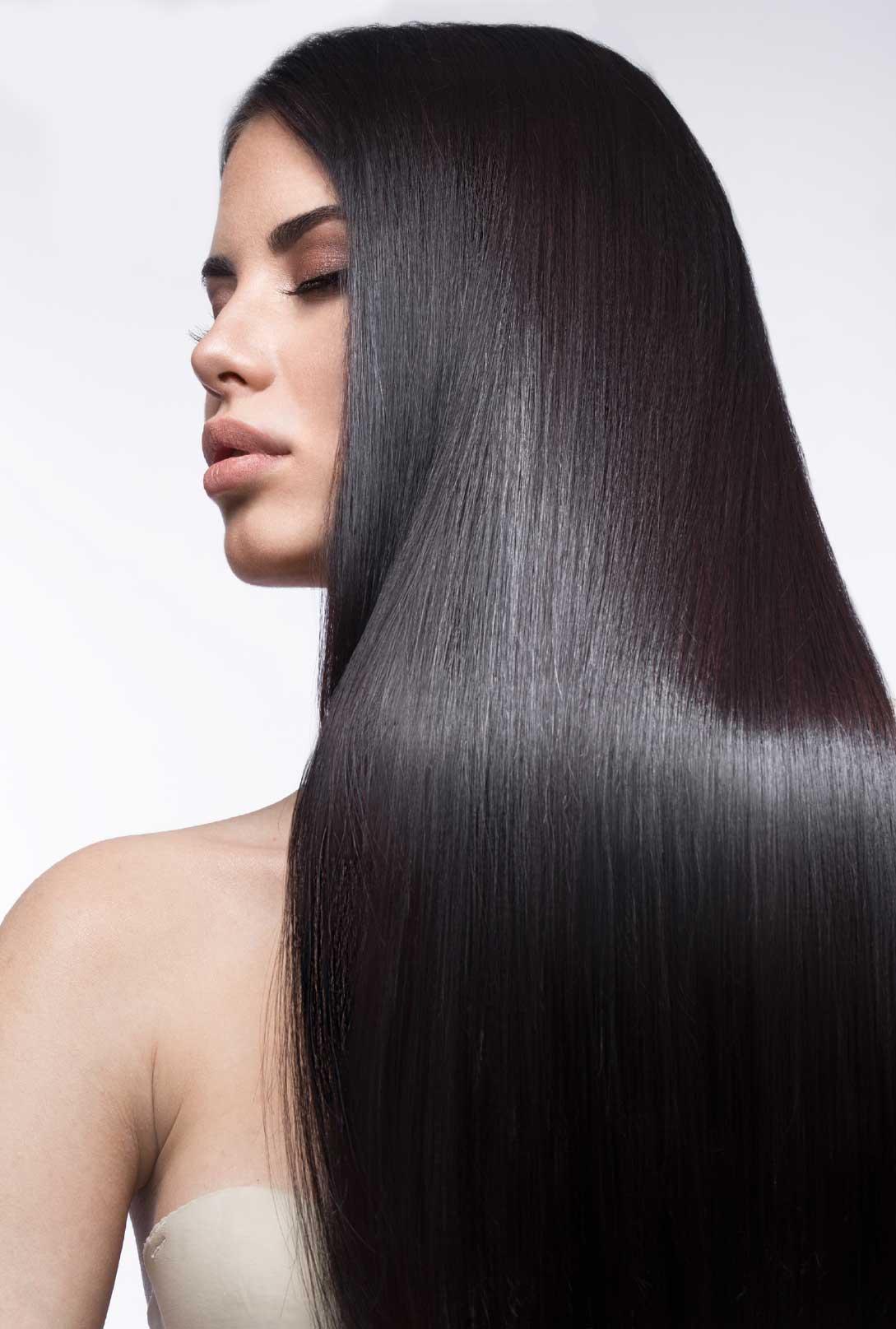 crna kosa nakon tretmana kosta hair proizvodima