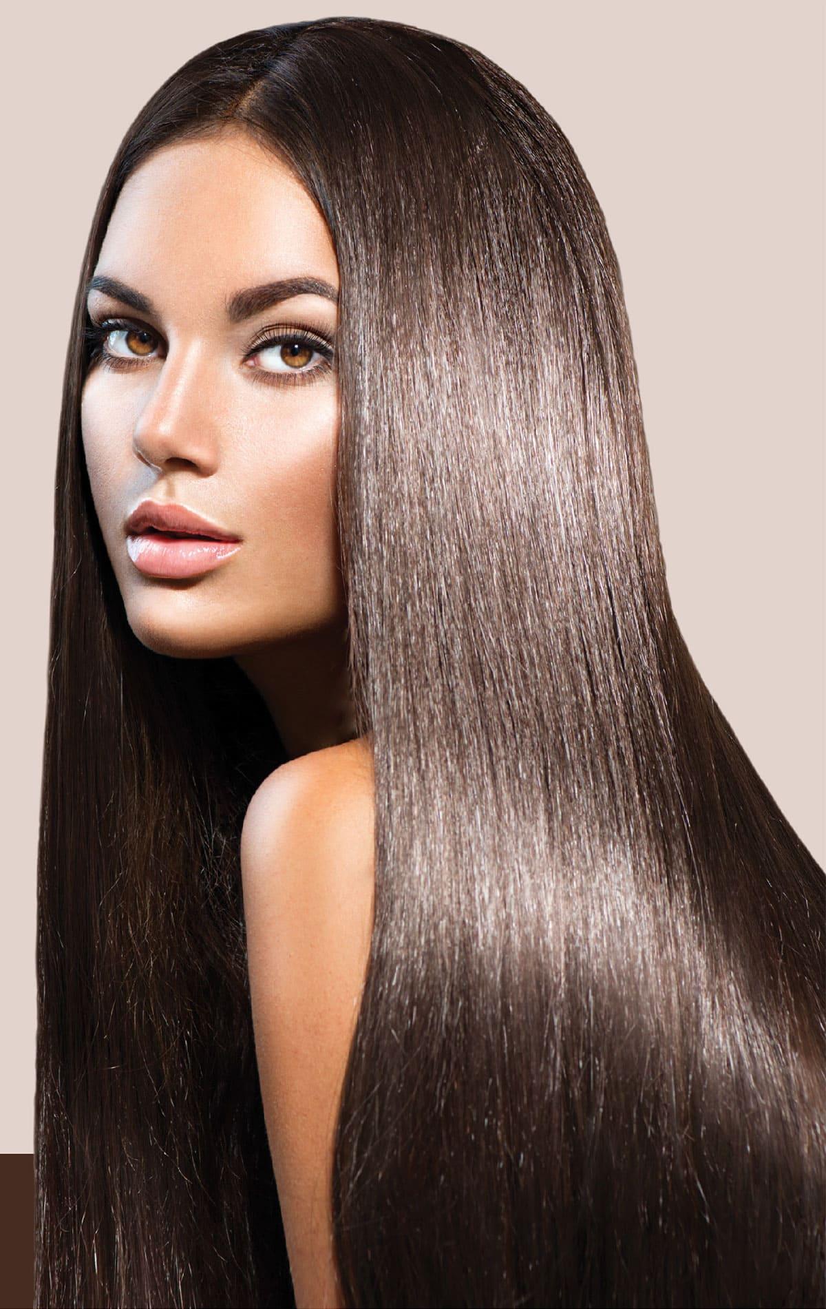 duga negovana kosa