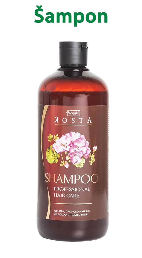 Kosta Šampon za kosu